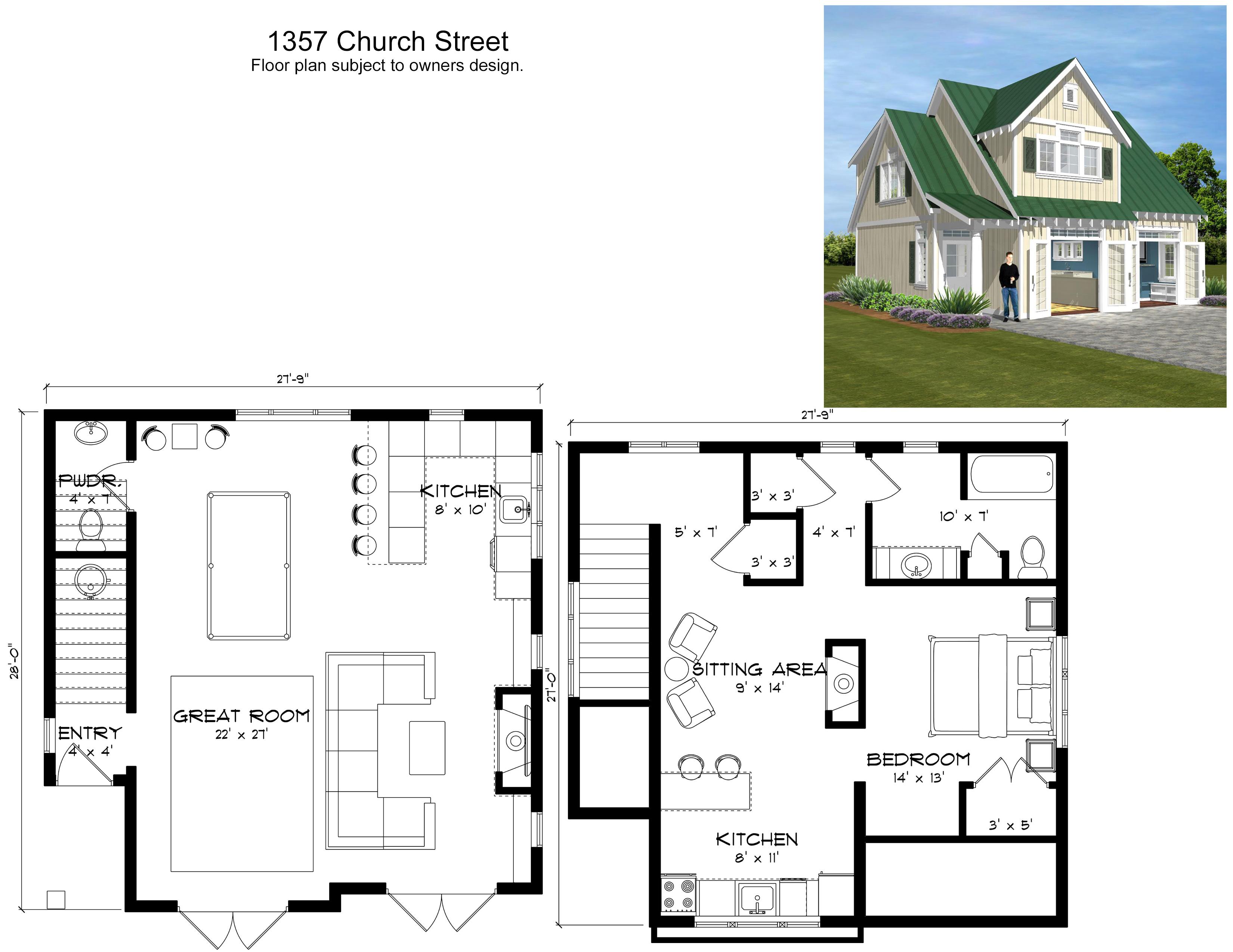 1357 Church Street