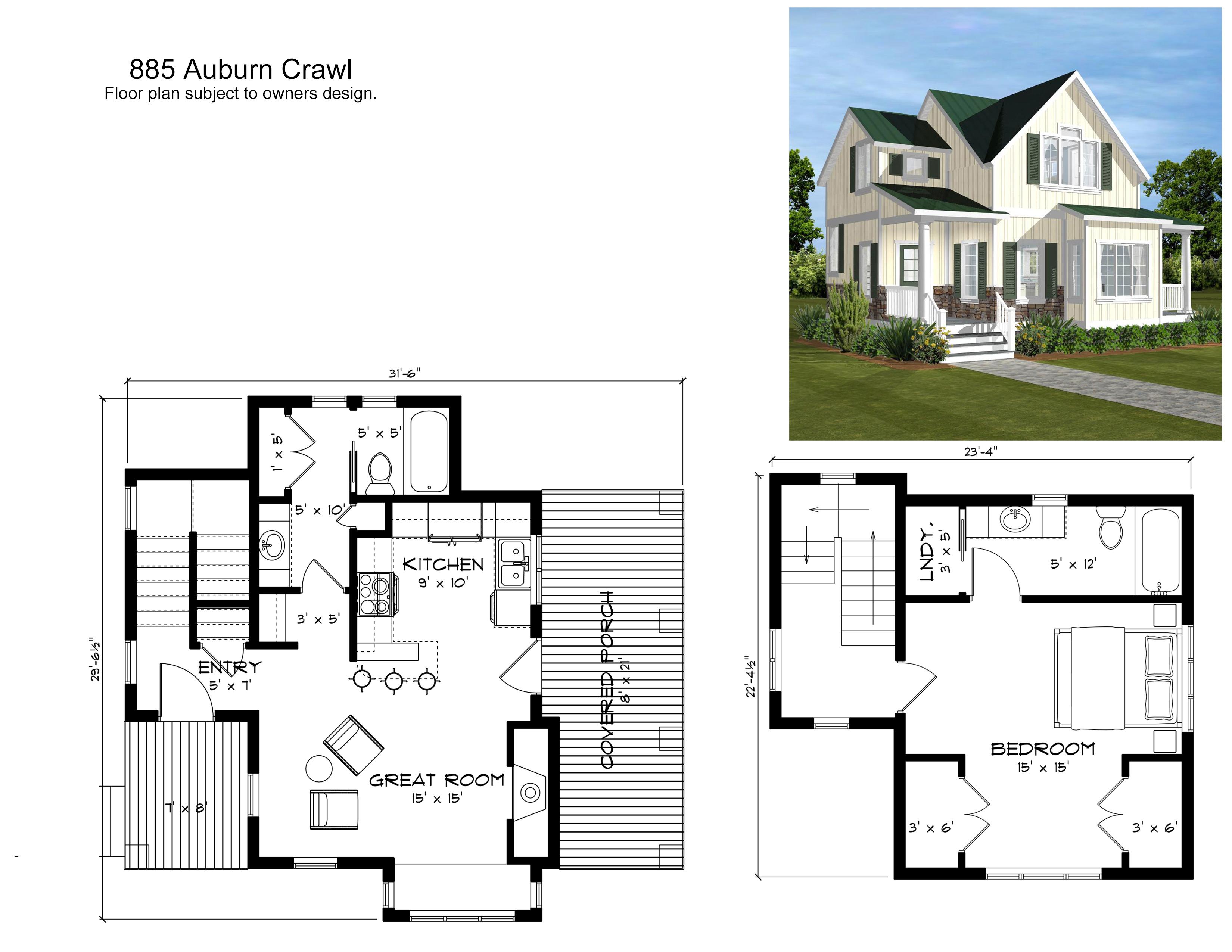 885 Auburn Crawl